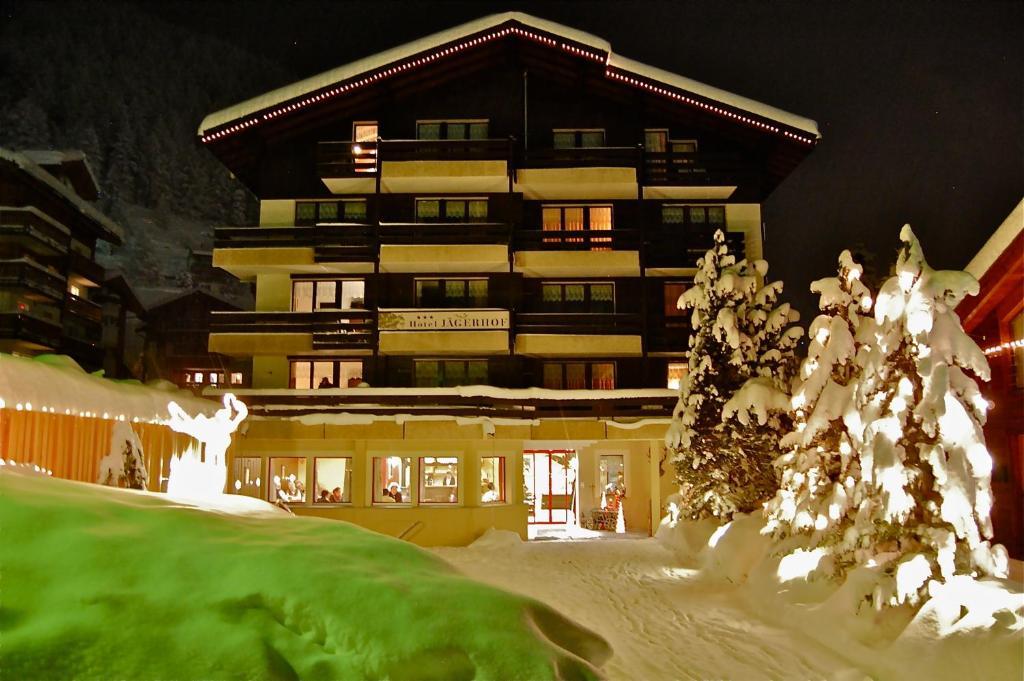 Hotel Garni Jagerhof Saas-Fee, Switzerland