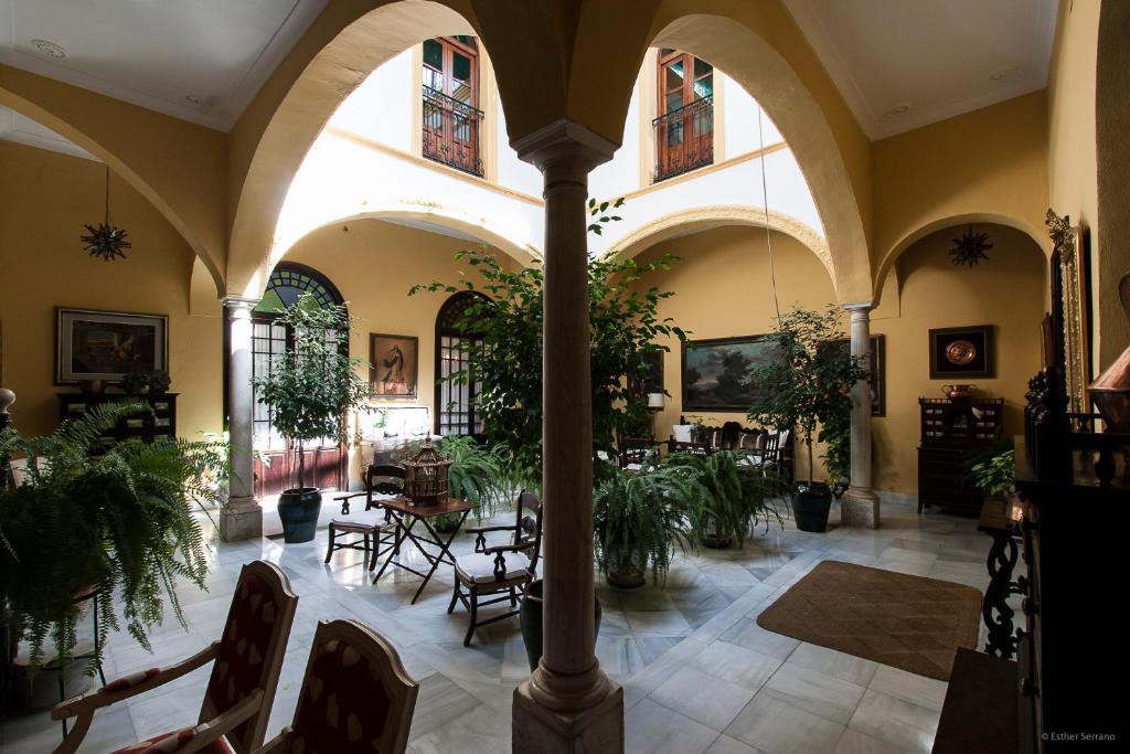 Un restaurante o sitio para comer en Casa San José