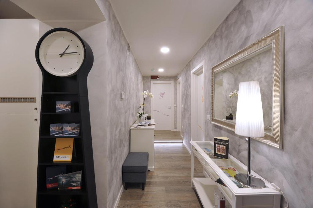 Ein Badezimmer in der Unterkunft Residenza Corso Saba