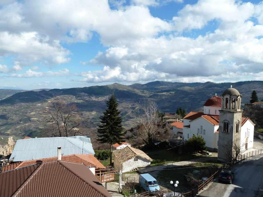 Γενική θέα στο βουνό ή θέα στο βουνό από  αυτός ο ξενώνας