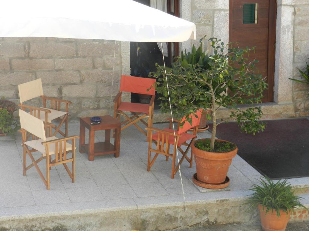 Attrezzature per barbecue disponibili per gli ospiti dell'hotel