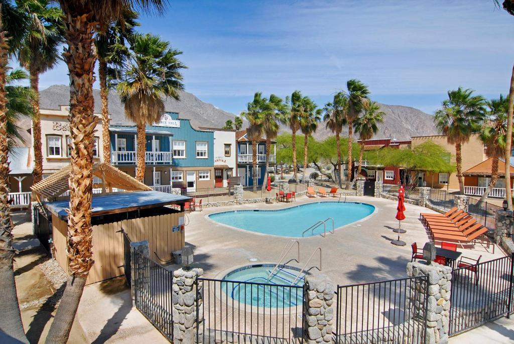 Palm Canyon Hotel and RV Resort