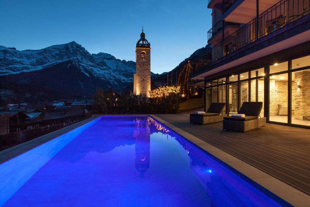 Hotel National Resort & Spa Champery, Switzerland