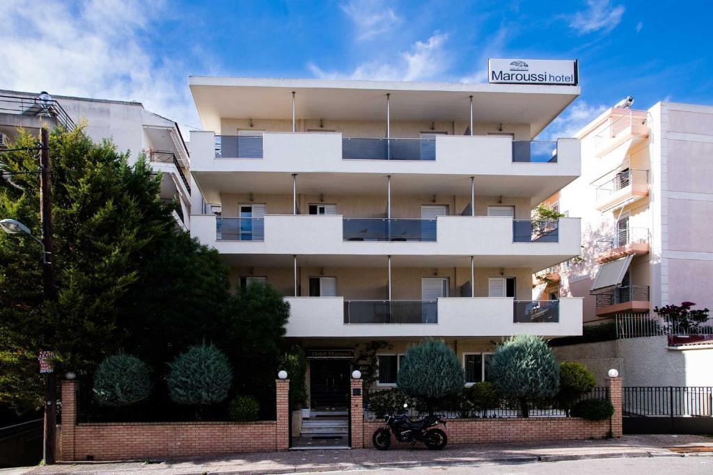 Hotel Maroussi Athens, Greece