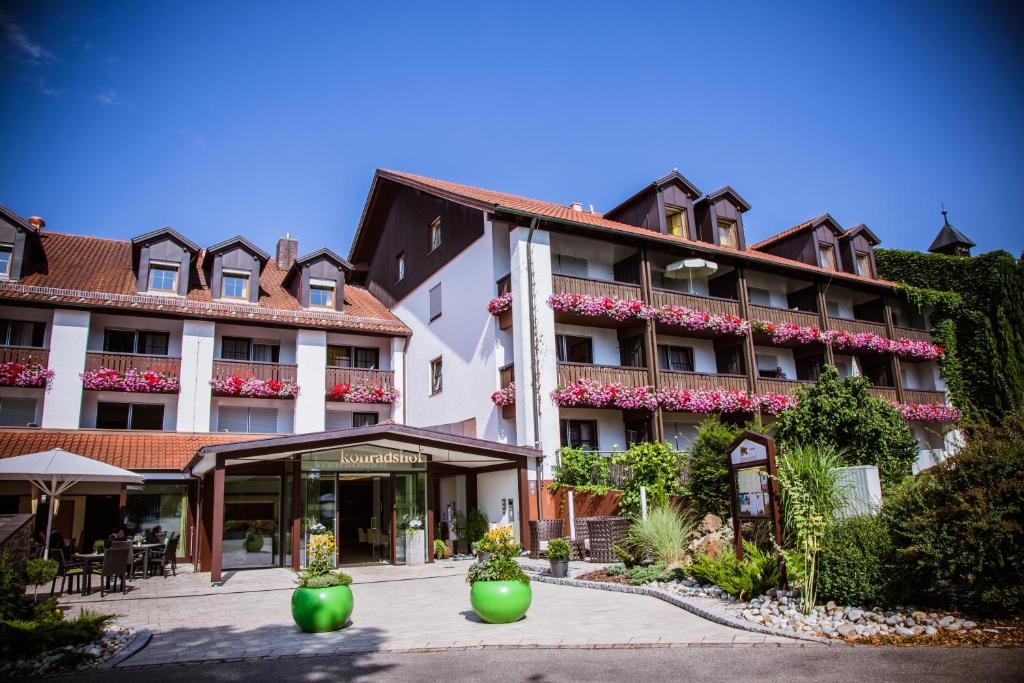 Hotel Konradshof Bad Griesbach, Germany