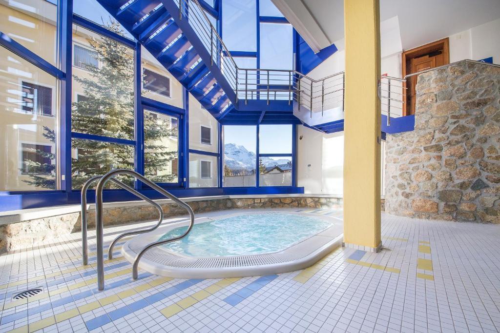 Hotel Europa St. Moritz St. Moritz, Switzerland