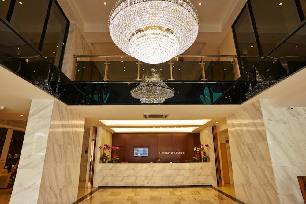 The lobby or reception area at City Comfort Hotel Kuala Lumpur City Center (Bukit Bintang)