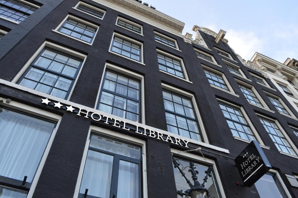 Hotel Library Amsterdam Amsterdam, Netherlands