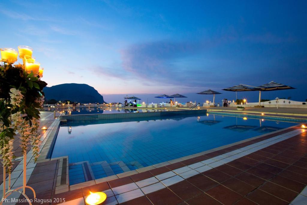 The swimming pool at or near La Marsa Vacances