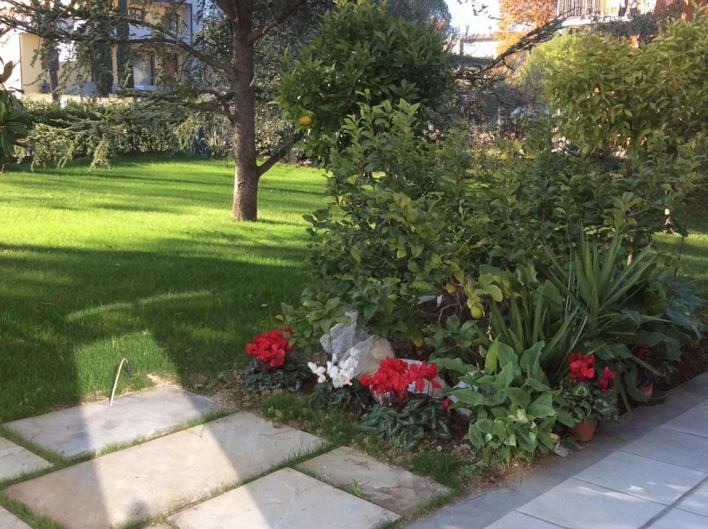 Сад в La Veranda Sul Giardino