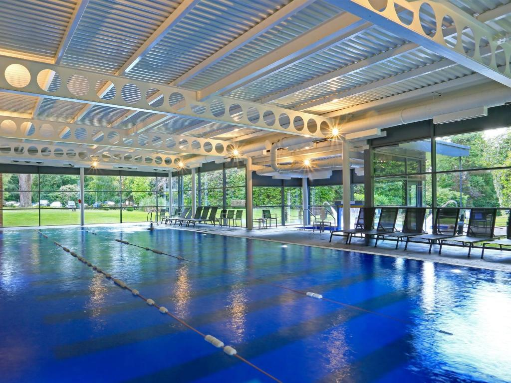 The swimming pool at or near Macdonald Berystede Hotel & Spa