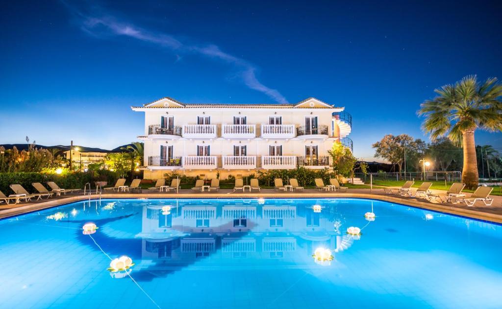 Ilios Hotel Laganas, Greece