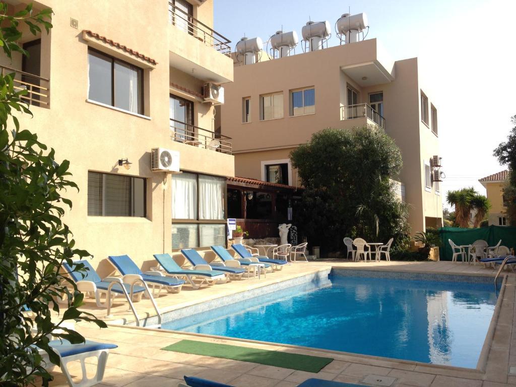 Bassein majutusasutuses Panklitos Tourist Apartments või selle lähedal