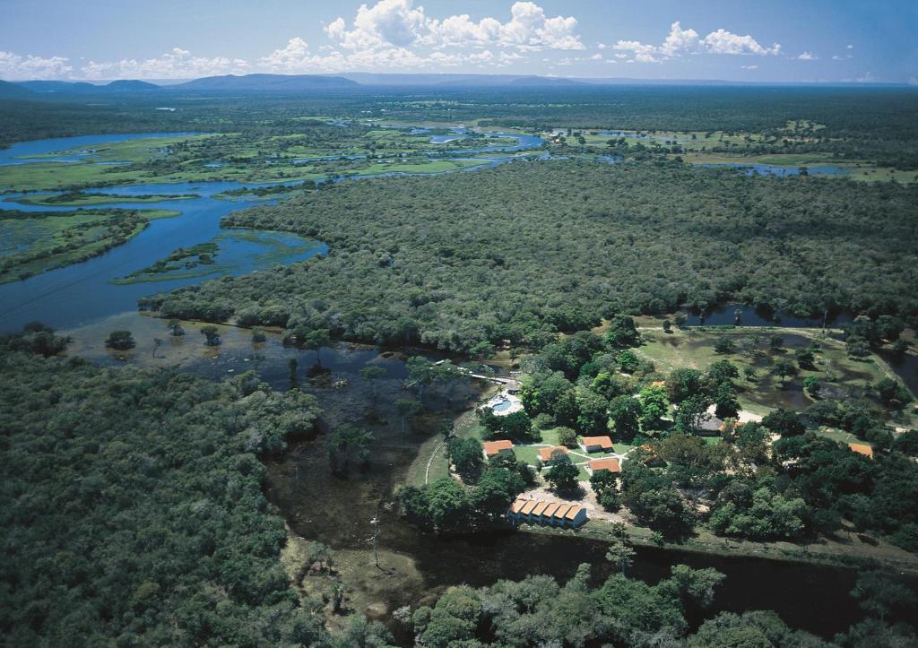 A bird's-eye view of Pousada Do Rio Mutum