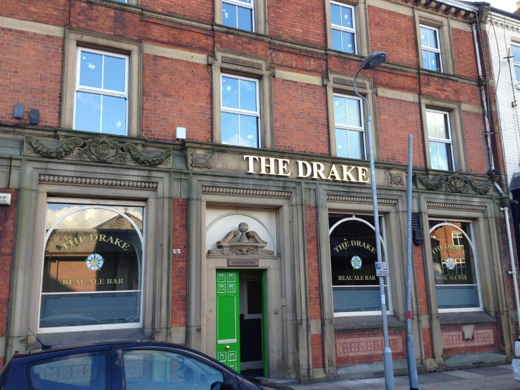 The Drake Inn Goole - Laterooms