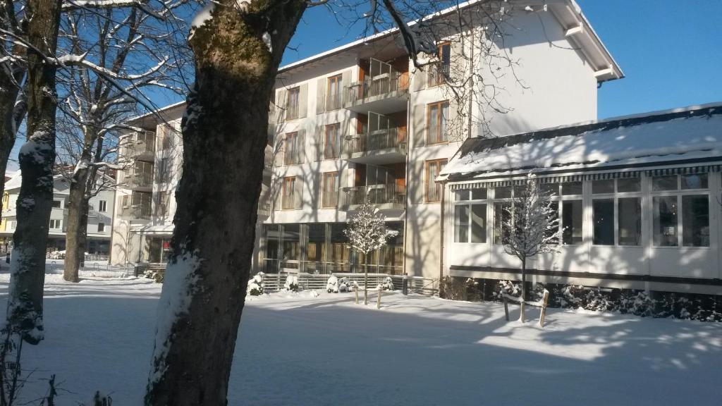 BSW Hotel Isarwinkel im Winter