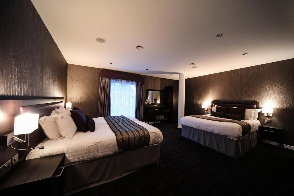 Epic Apart Hotel Liverpool - Seel Street - Laterooms