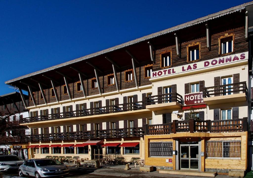 Hotel Las Donnas Auron, France