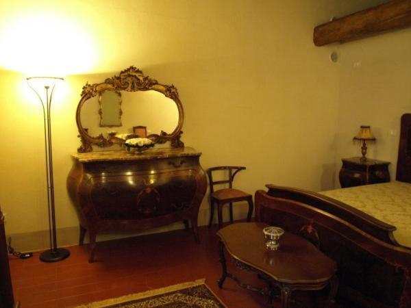 Area soggiorno di Al Palazzo Antico