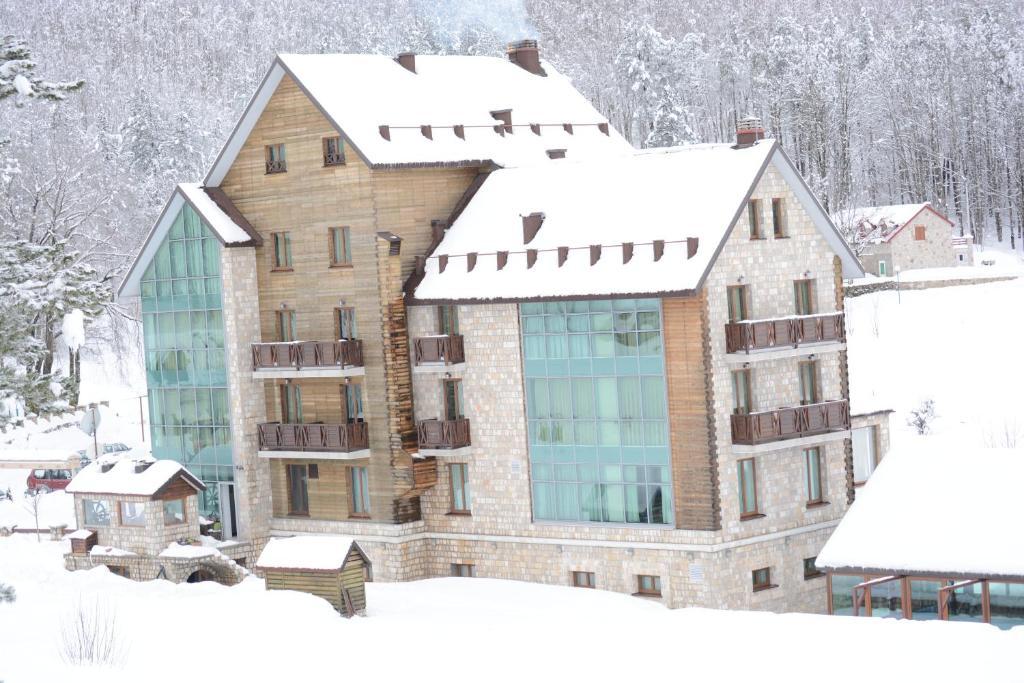 Hotel Monte Rosa tokom zime