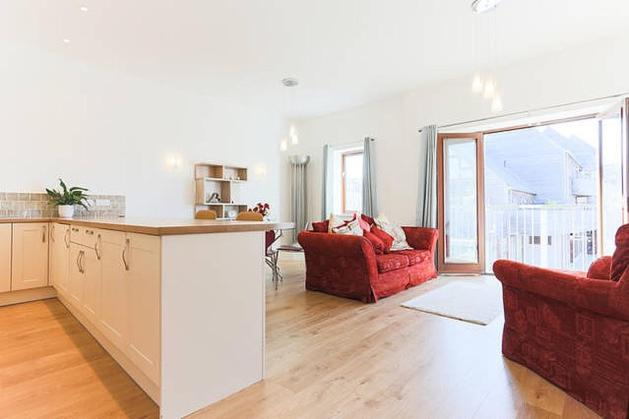 Tidemill House Apartment
