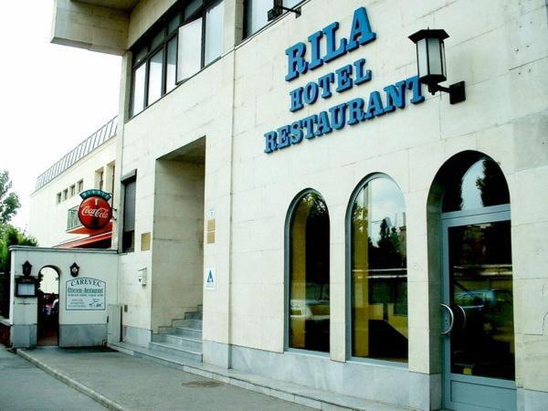 Hotel Rila Budapest, Hungary