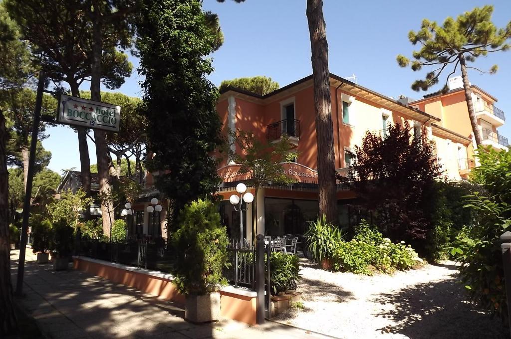Hotel Boccaccio Milano Marittima, Italy