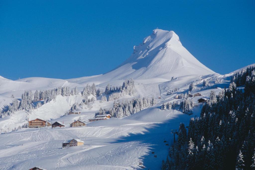 Hotel Walisgaden im Winter