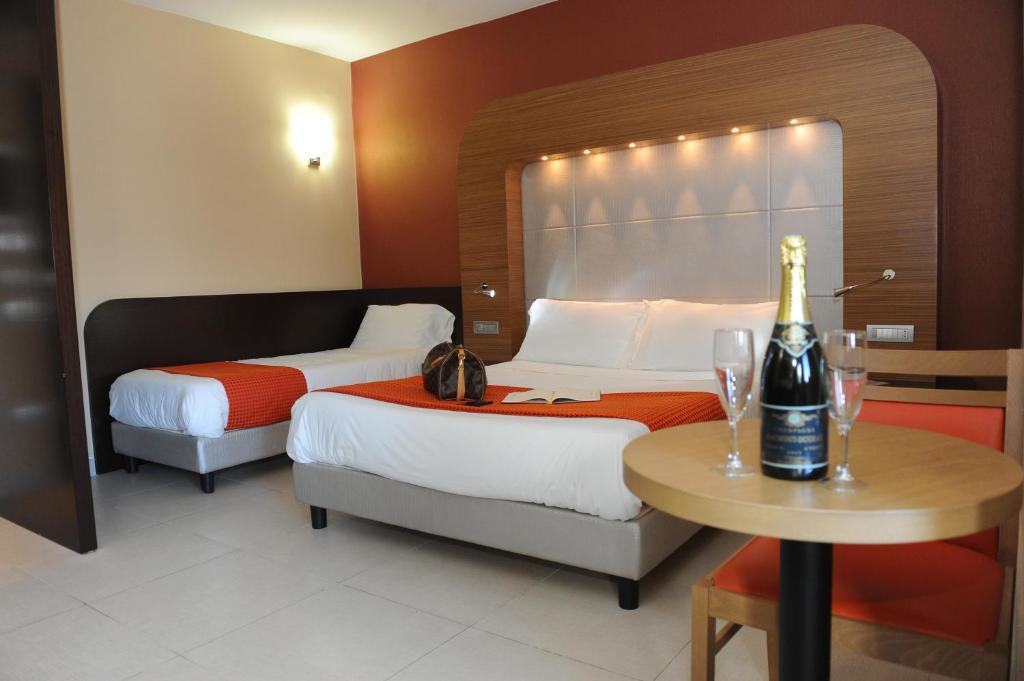 Hotel Ristorante La Campagnola Cassino, Italy