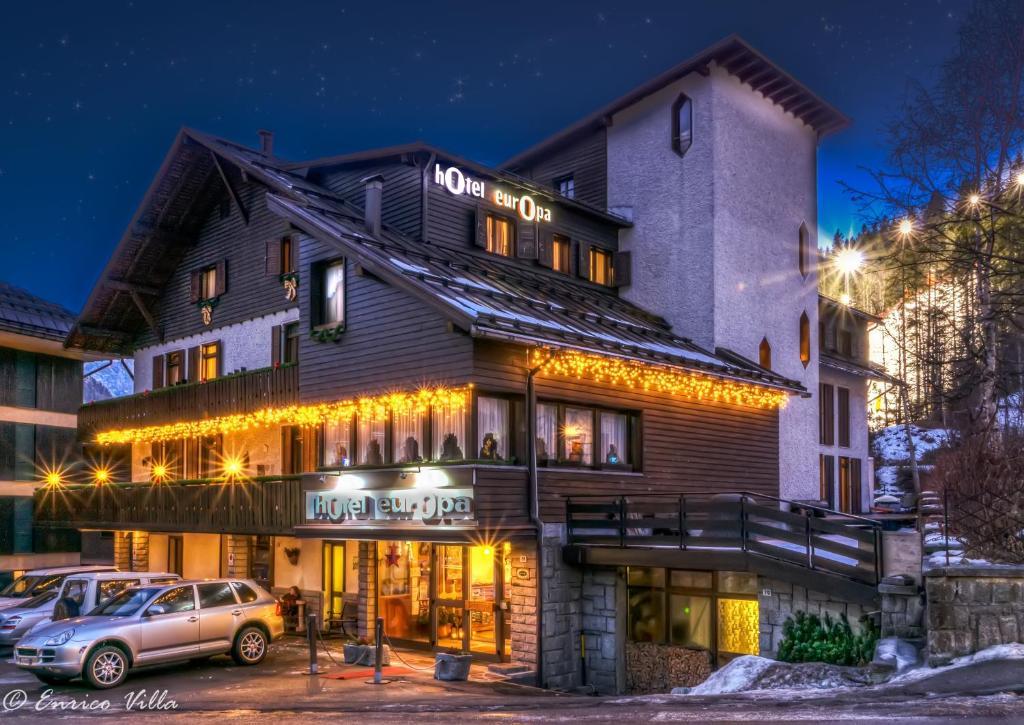 Hotel Europa Madonna di Campiglio, Italy