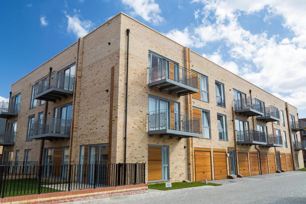 Kingfisher Apartments Cambridge Central West - Laterooms