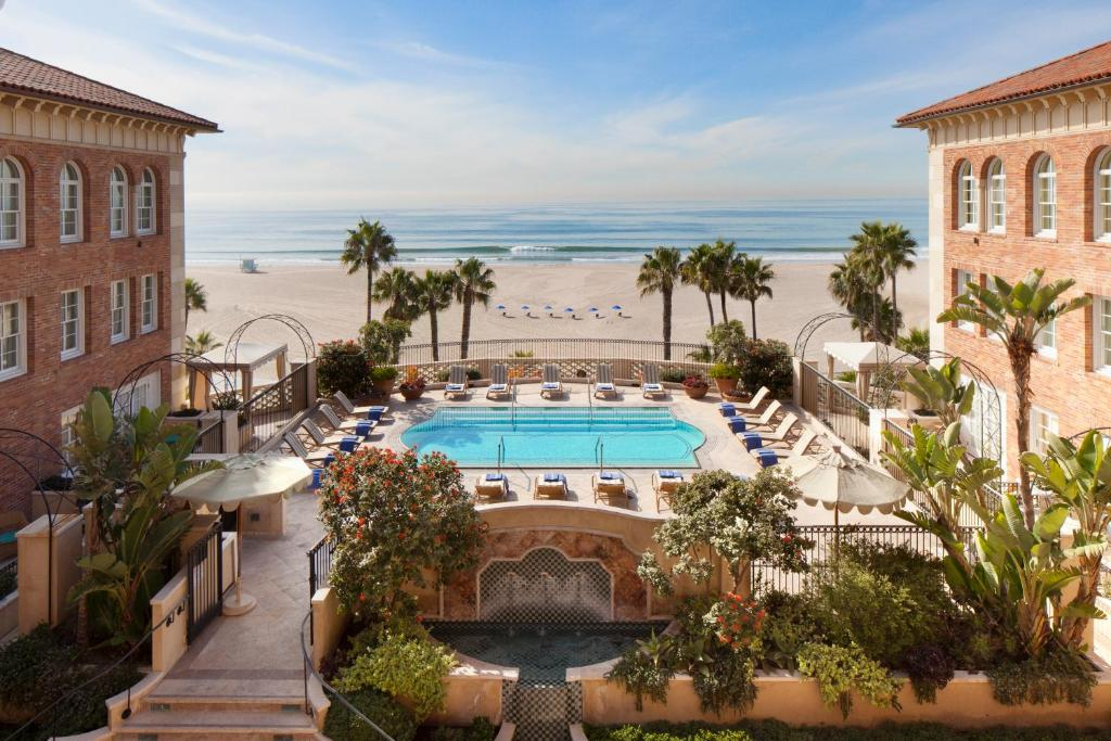 A view of the pool at Casa Del Mar or nearby