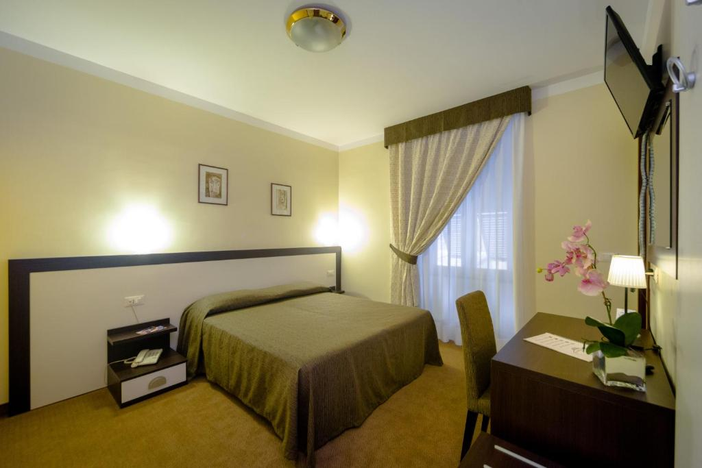 Hotel Boccascena Genoa, Italy