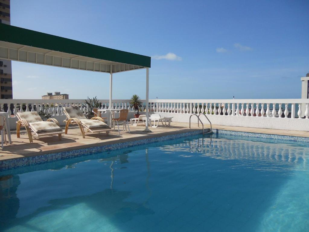 The swimming pool at or close to Algarve Praia Hotel
