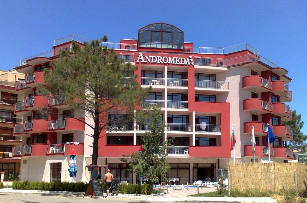 Hotel Andromeda Sunny Beach, Bulgaria