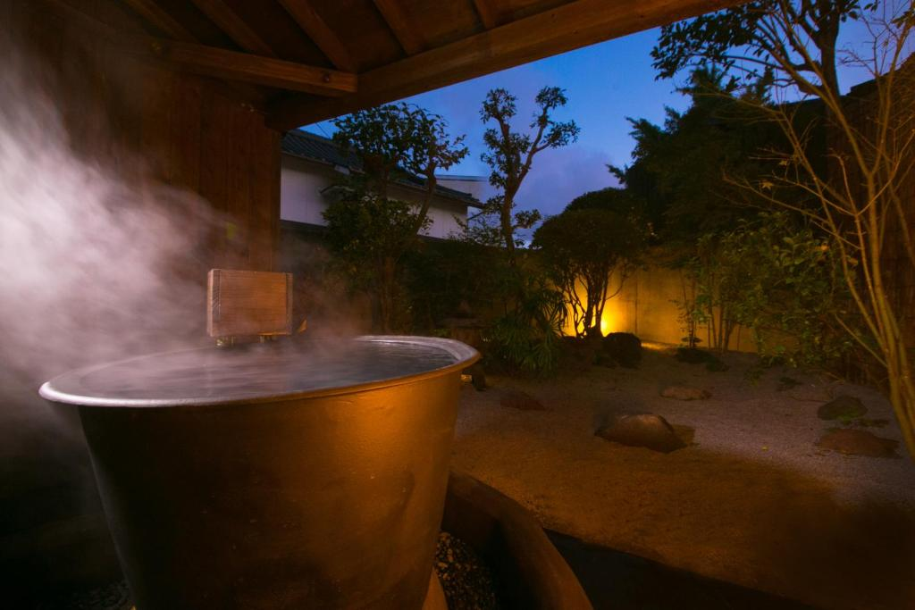 Spa and/or other wellness facilities at Kunisakisou