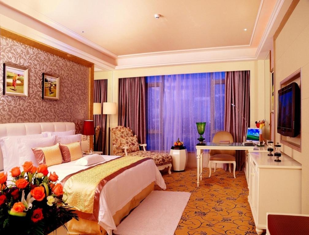 東莞市歐亞國際酒店(中國東莞) - Booking.com