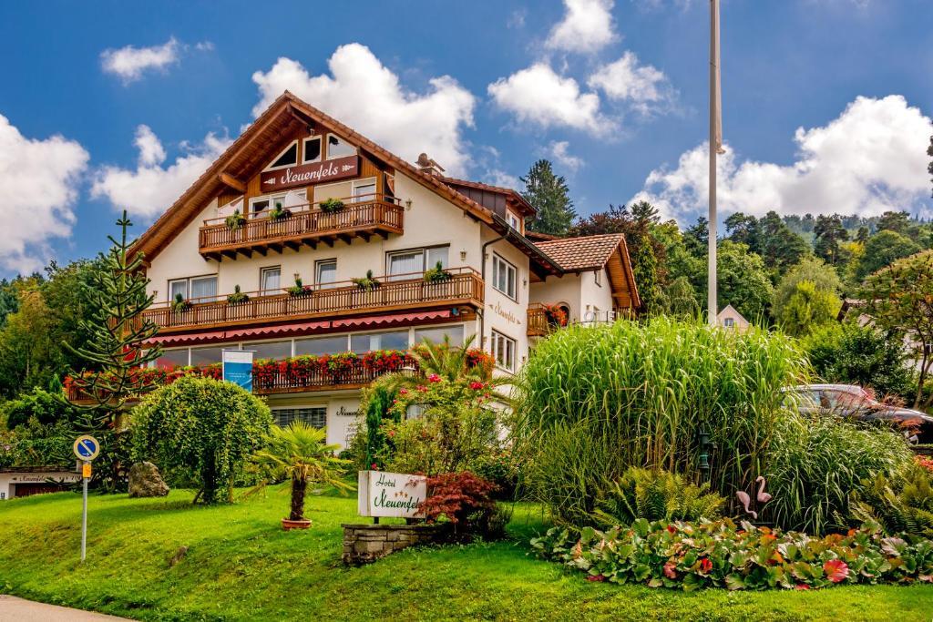 Hotel Neuenfels Badenweiler, Germany