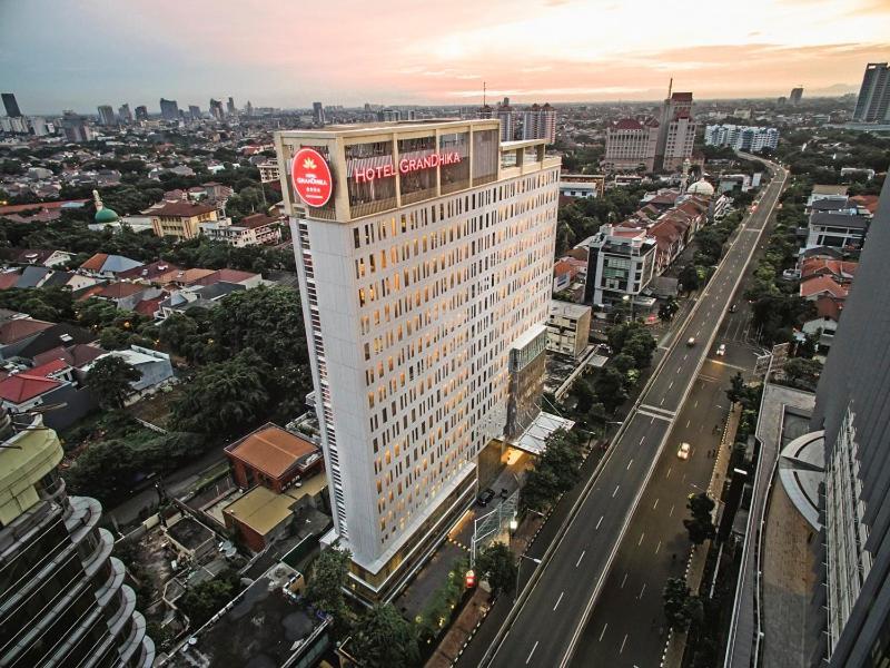 Hotel Grandhika Iskandarsyah Jakarta 8 1 10 Harga Terbaru 2021