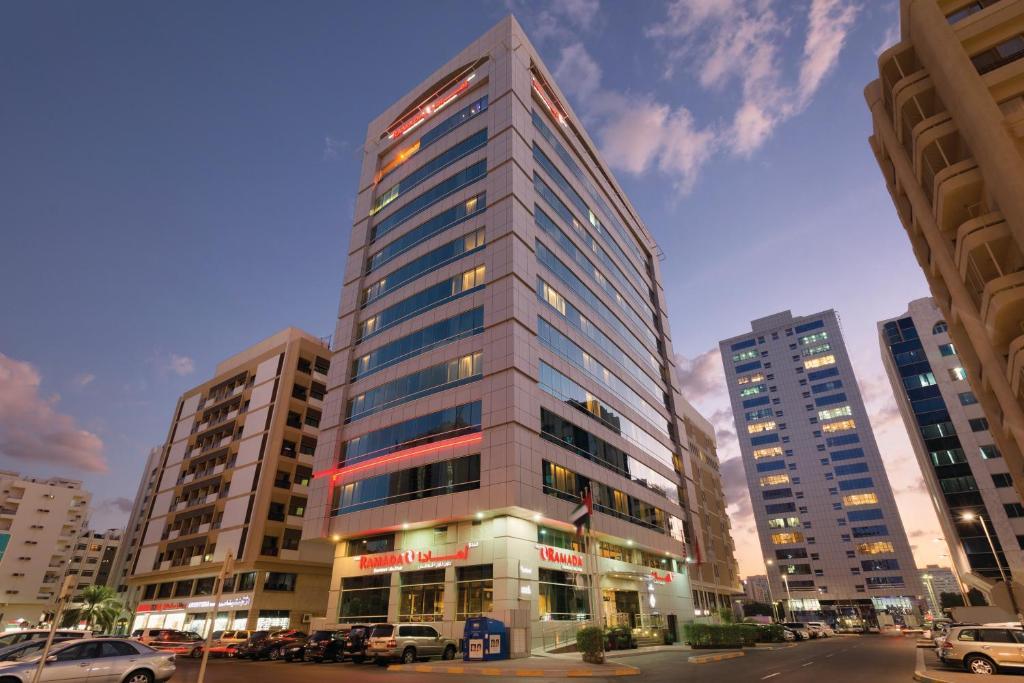 فنادق رمادا داون تاون أبو ظبي الإمارات أبوظبي Booking Com