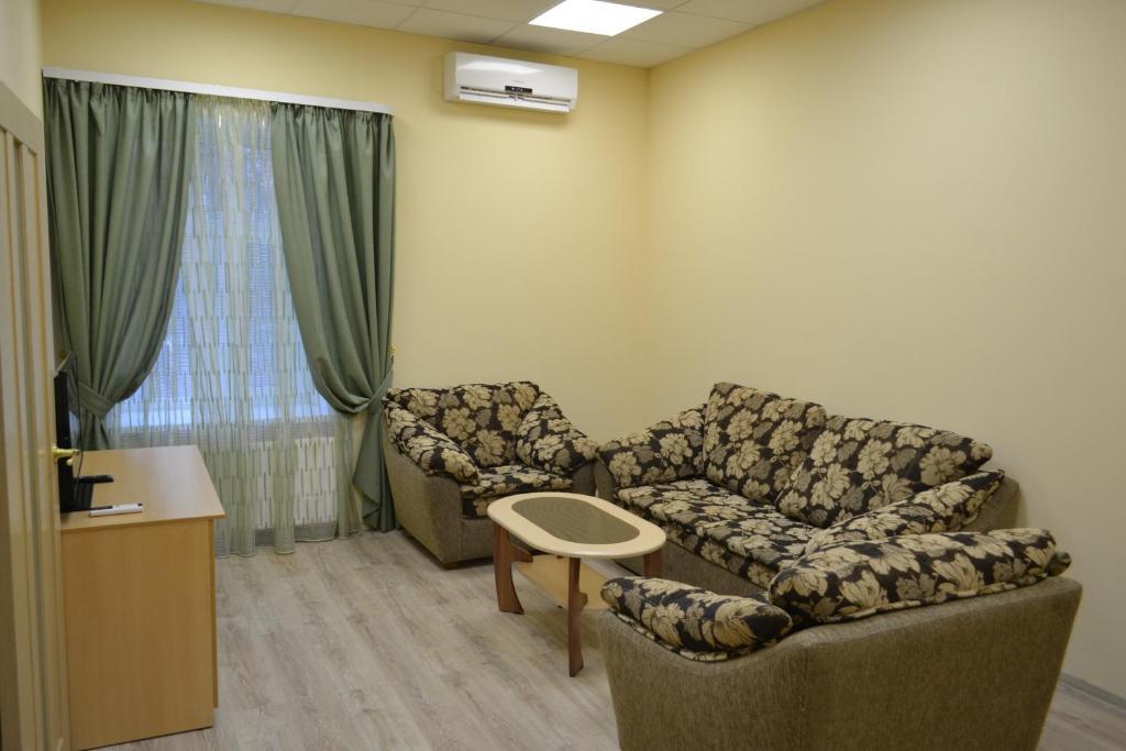 Гостиная зона в «Звенигородская»