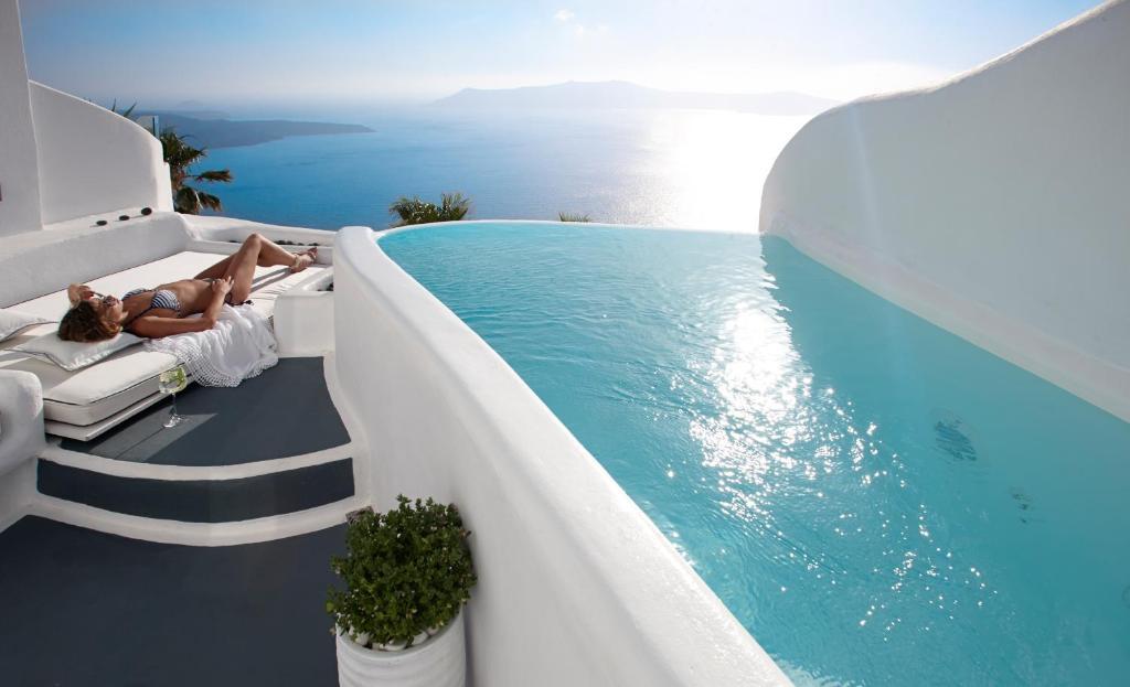 Piscina di Dana Villas & Infinity Suites o nelle vicinanze