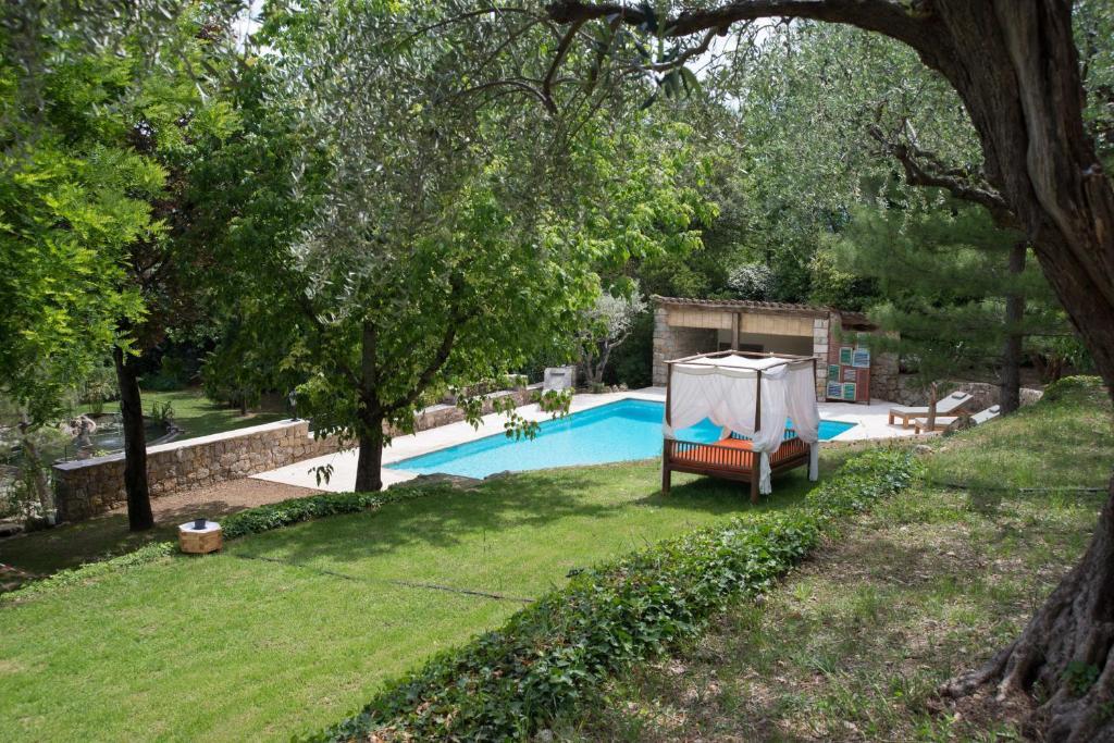 Les chambres du Castellaras & SPA