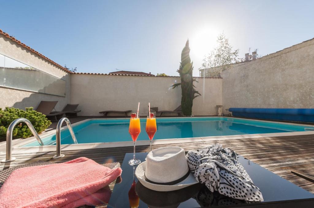 Hotel De La Plage Saint Palais Sur Mer Updated 2020 Prices