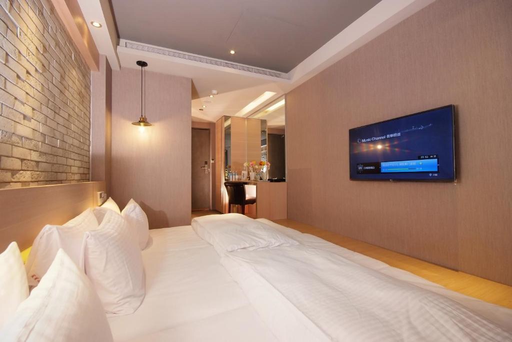 台北家賓旅店