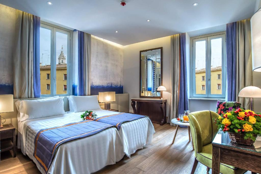 Hotel Martis Palace Rome, Italy
