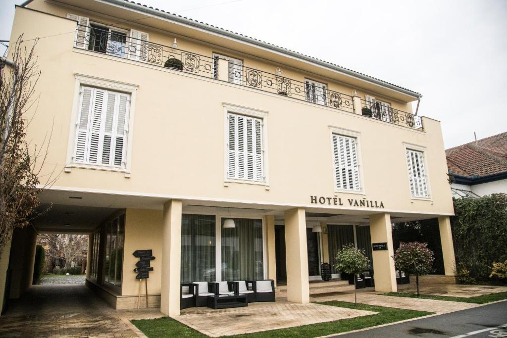 Hotel Vanilla Timisoara, Romania
