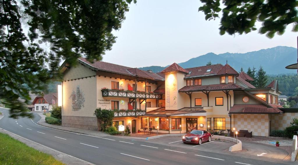 Erlebnis-Hotel-Appartements Latschach ober dem Faakersee, Austria