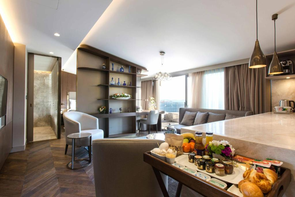 Condo Hotel Noble22 Suites Special Category Istanbul Turkey Booking Com