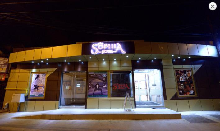 Hotel Sophia Tecuci, Romania